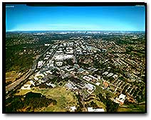 Maquarrie University towards City & Chatswood