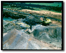 Moura Coal Mine QLD