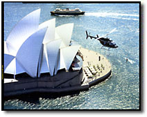 Sydney Helicopter Services Promotion