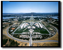 Parliament House: Canberra