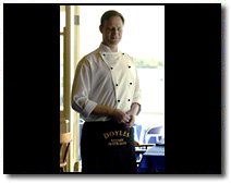 Doyle's Chief Chef: Gary